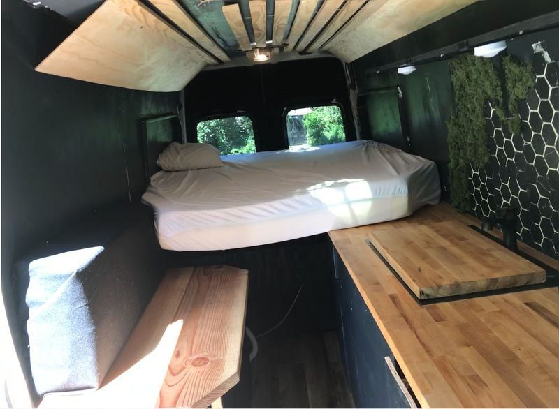"""Picture 5/12 of a 2021 Sprinter 170"""" High Roof 80% done for sale in Austin, Texas"""