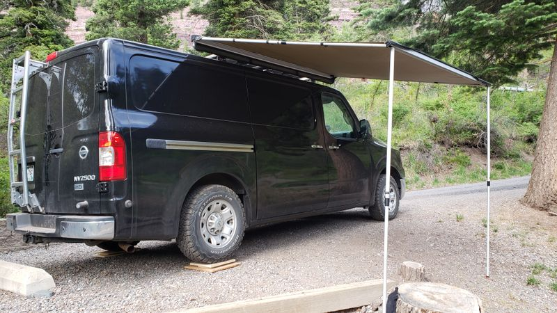 Picture 1/34 of a 2012 Nissan NV 2500 Custom Conversion for sale in Denver, Colorado