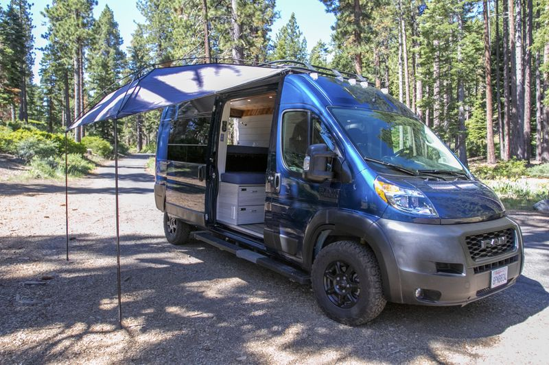 """Picture 5/25 of a 2020 Ram Promaster 2500 159"""" WB High Roof for sale in South Lake Tahoe, California"""