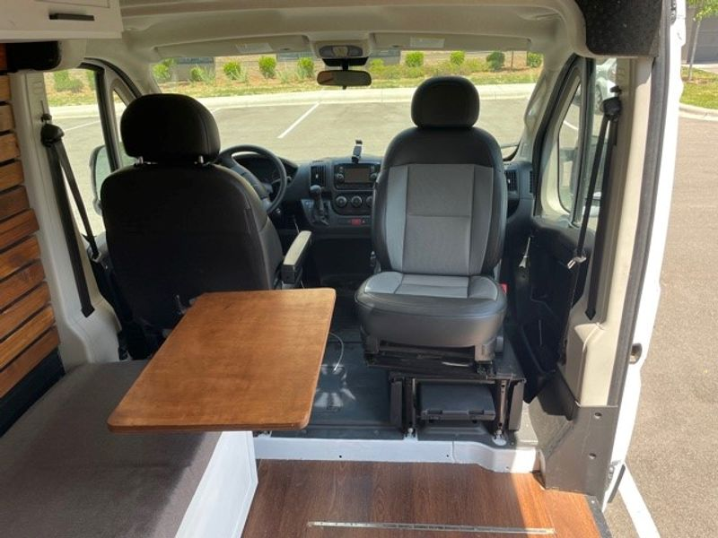 Picture 4/22 of a 2019 Dodge ProMaster 2500 Camper Van for sale in Minneapolis, Minnesota
