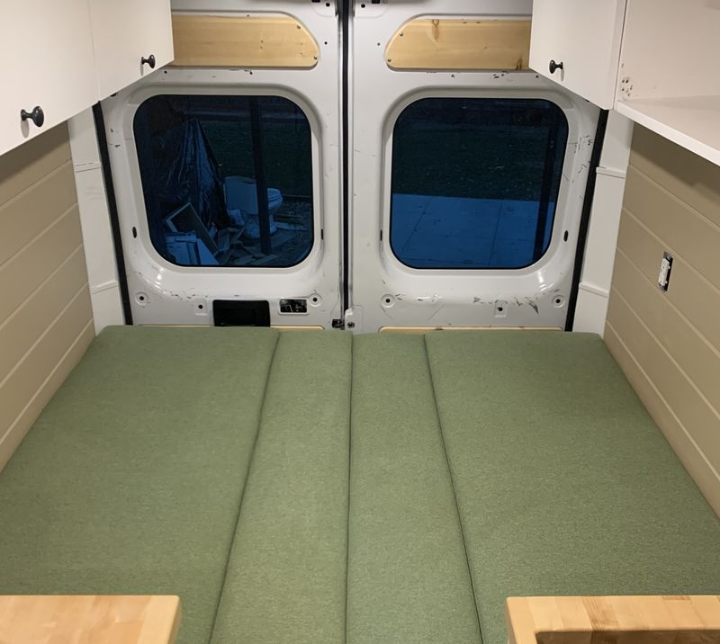 Picture 6/26 of a 2019 Dodge Ram Promaster 2500 | low price, trying to sell asap  for sale in Sunnyvale, California
