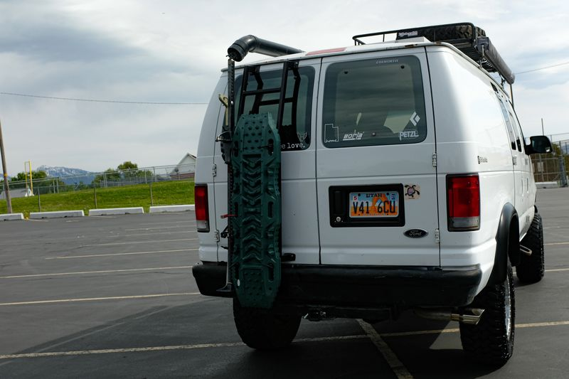 Picture 6/13 of a 1999 Ford E-250 4x4 Adventure Van for sale in Salt Lake City, Utah
