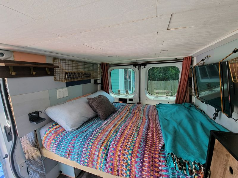 Picture 6/23 of a 2019 RAM Promaster Campervan (Charleston, SC) for sale in Charleston, South Carolina
