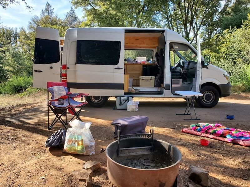 Picture 3/19 of a 2017 Mercedes Sprinter 2500 Camper Van  for sale in San Diego, California