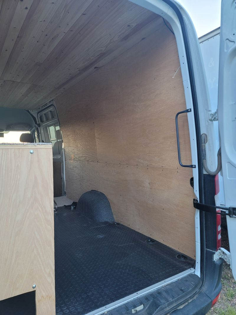 """Picture 5/19 of a 2017 Mercedes Sprinter High Roof Extended 170"""" 4x4 for sale in Kearney, Nebraska"""