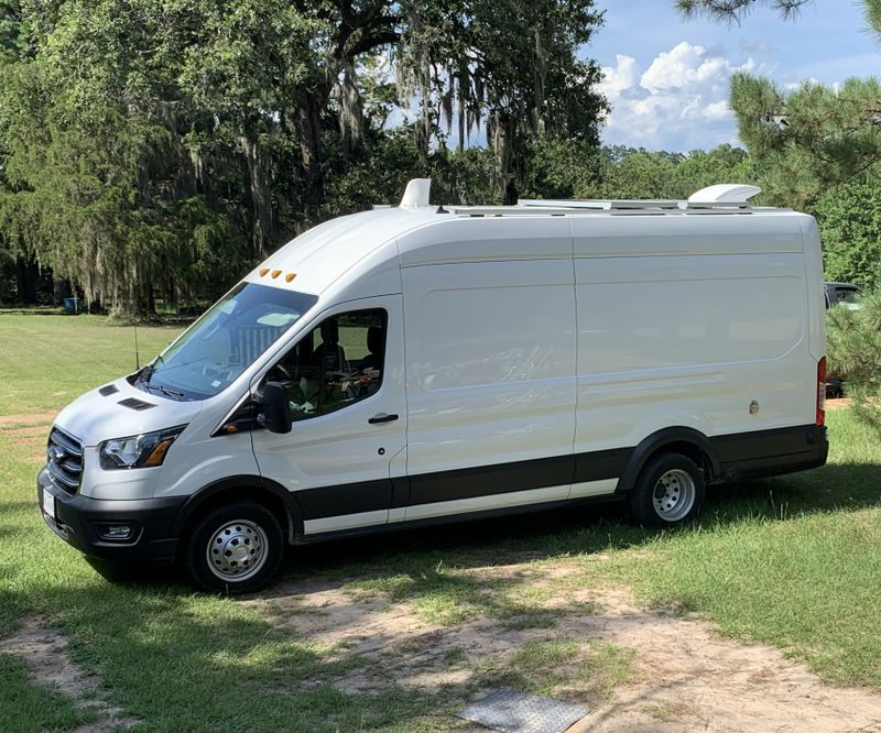 Picture 1/11 of a 2020 Ford Transit Conversion for sale in Lufkin, Texas