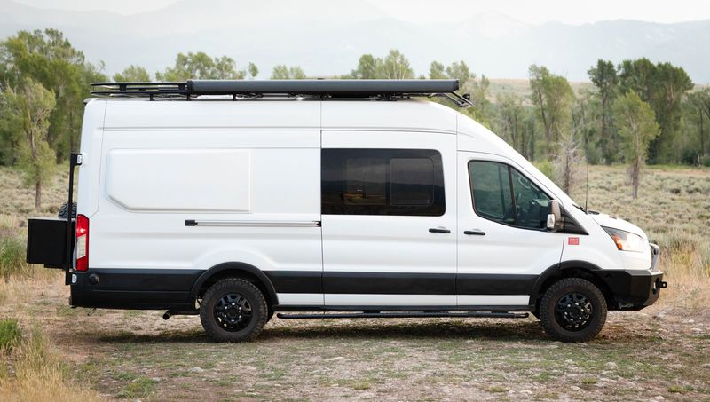 Picture 5/11 of a 2020 Ford Transit AWD Dream Build for sale in Jackson, Wyoming