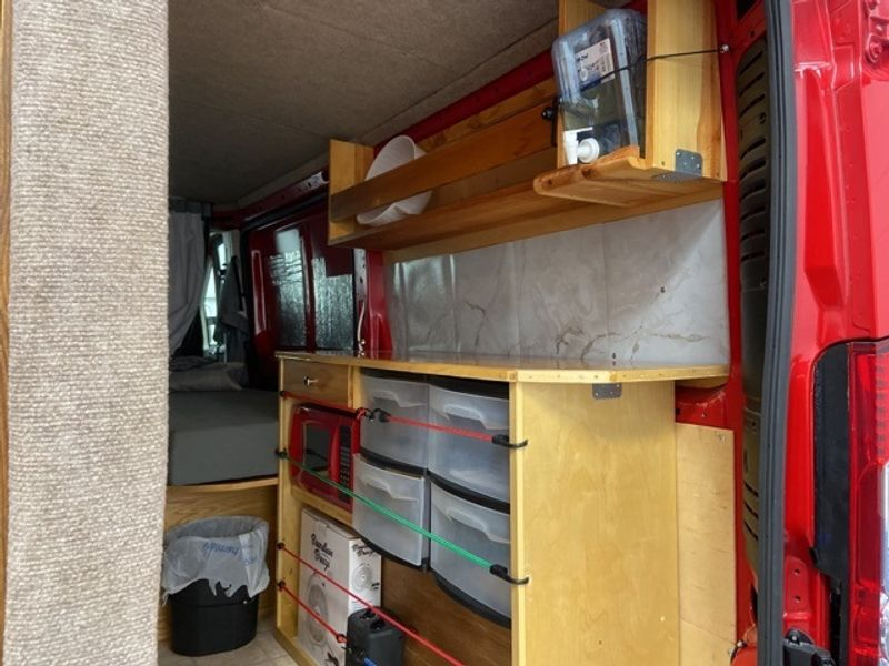 Picture 4/30 of a 2020 Ram Promaster Camper Van for sale in Plymouth, Wisconsin