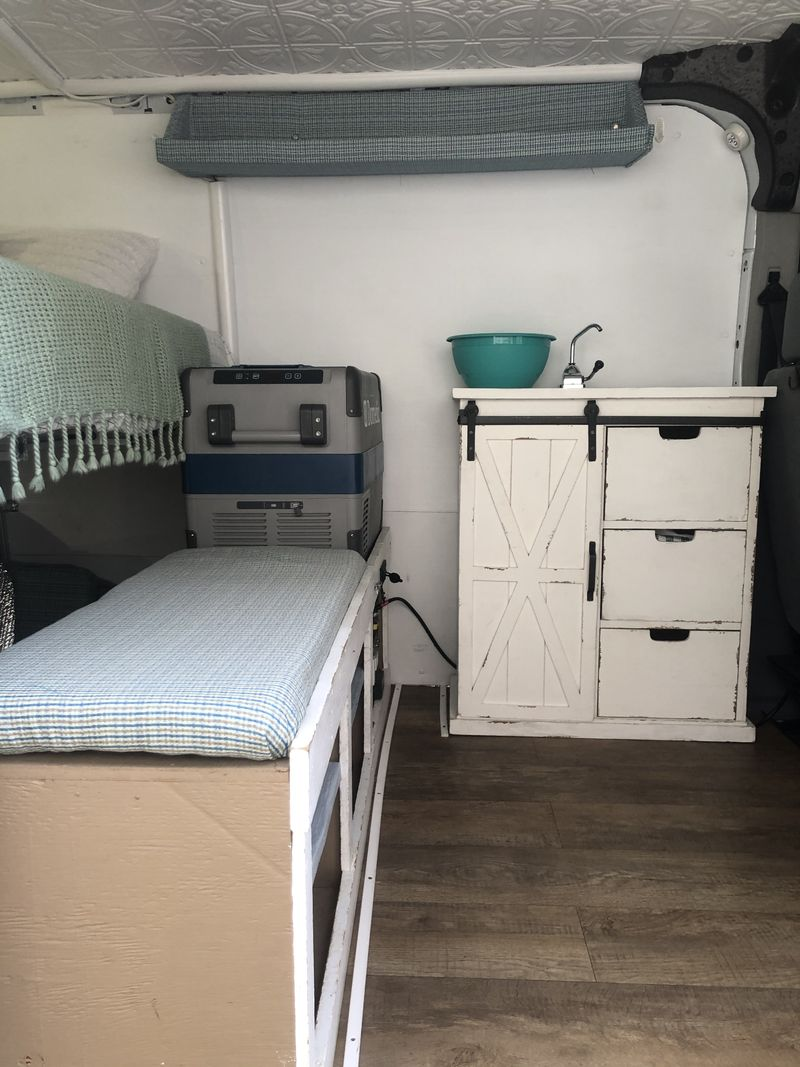 Picture 5/15 of a 2017 Ford Transit Campervan Conversion for sale in Englewood, Florida