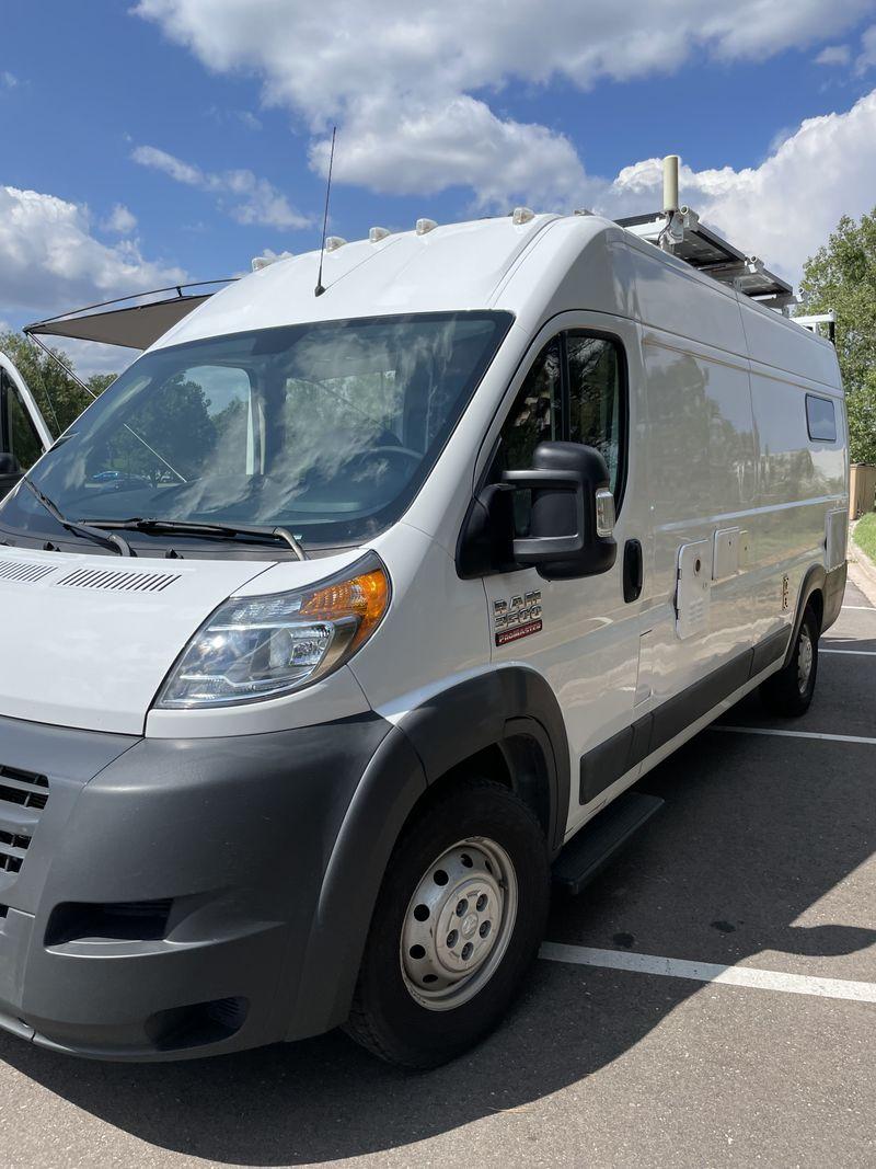 Picture 2/45 of a Custom 4-Season Van Conversion! 600W Solar!!! for sale in Littleton, Colorado
