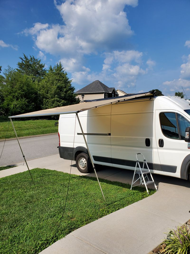 Picture 1/15 of a 2017 Ram Promaster 3500 159 ext for sale in Knoxville, Tennessee
