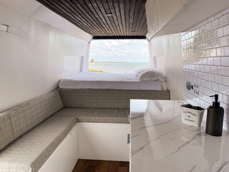 Picture 3/16 of a Custom Converted Sprinter Van  for sale in Punta Gorda, Florida