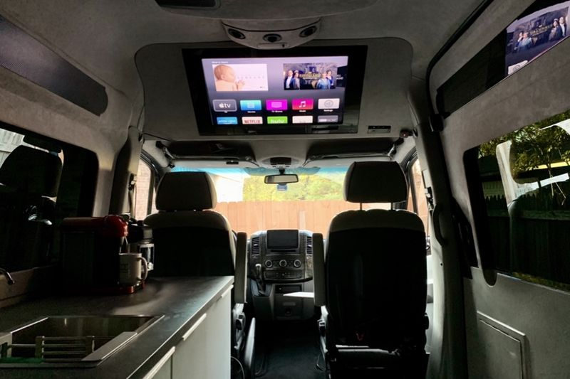 Picture 2/14 of a Mercedes Sprinter Only 32K Miles for sale in Dallas, Texas