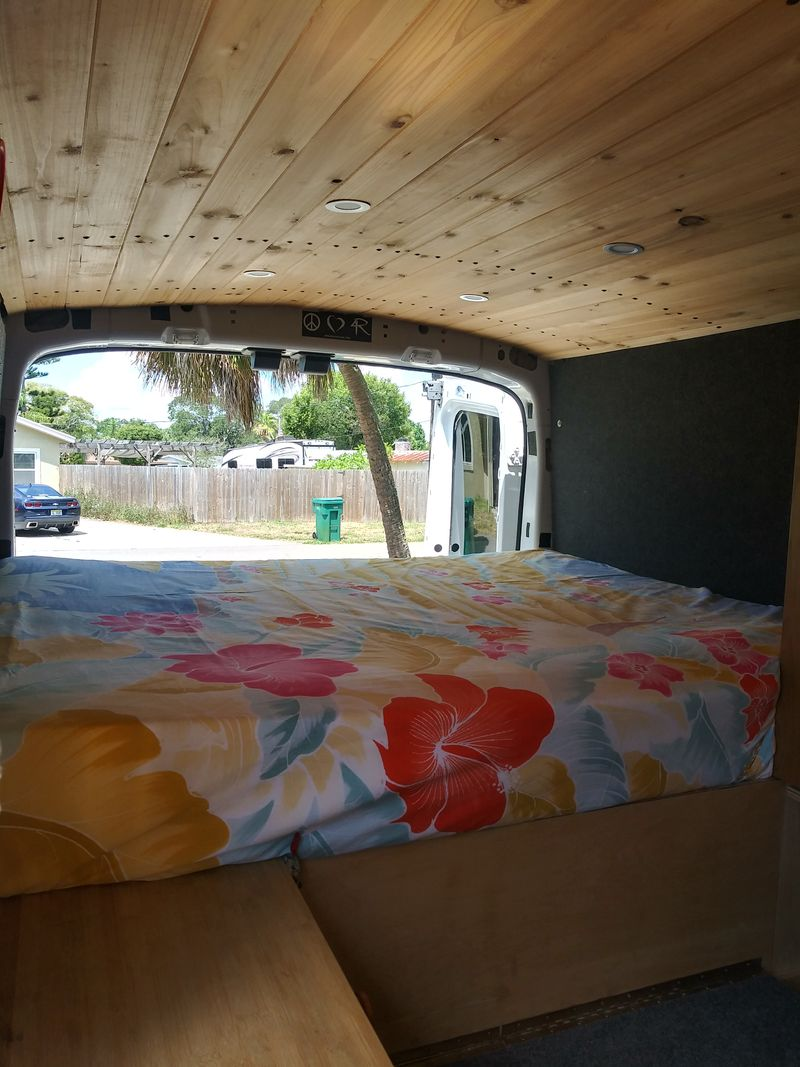 Picture 4/26 of a 2015 ford transit campervan for sale in Melbourne, Florida