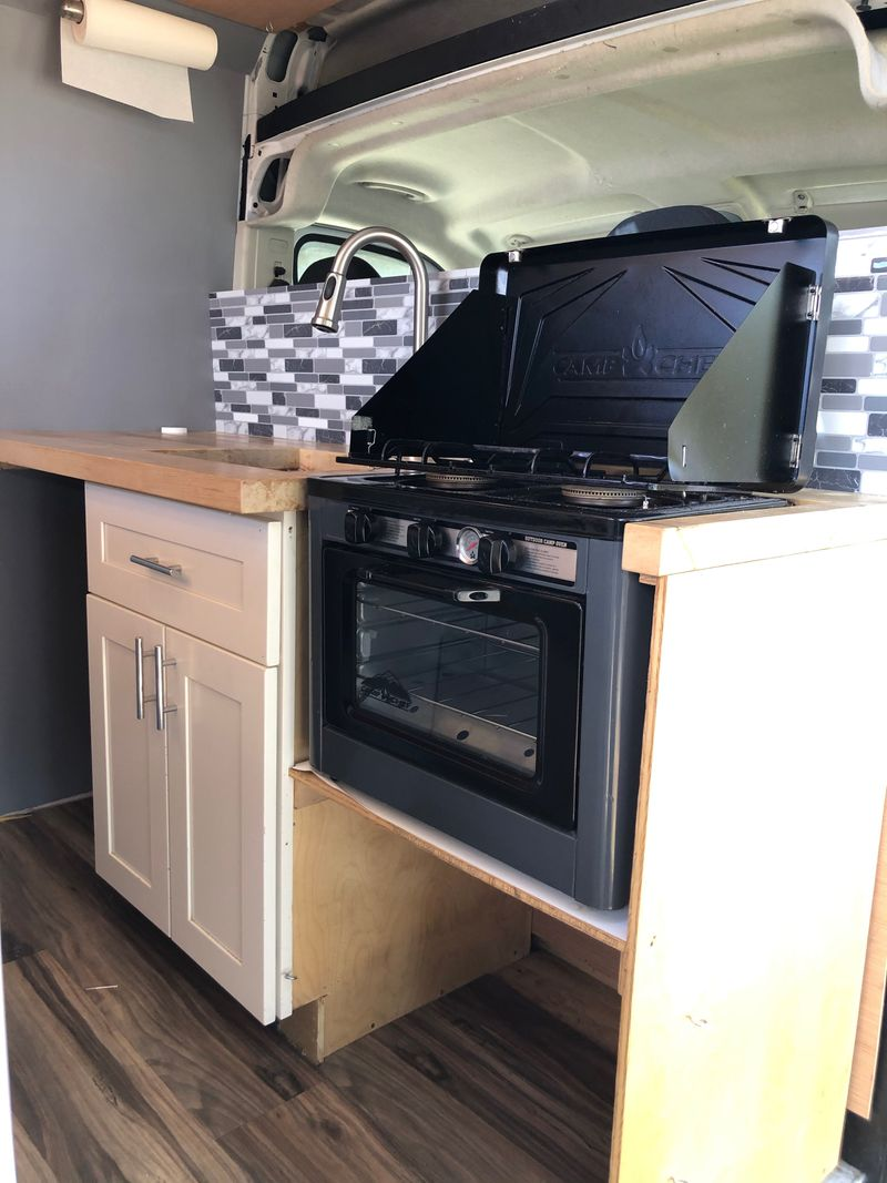 Picture 2/33 of a 2018 Dodge Ram Pro-master 1500- Offgrid High Roof for sale in San Francisco, California