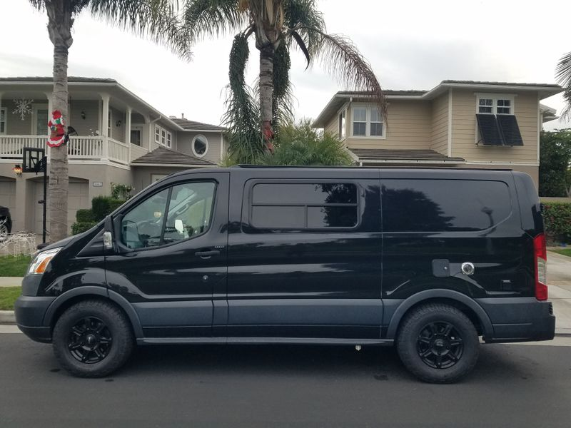 Picture 1/23 of a 2015 Ford Transit Camper for sale in Huntington Beach, California