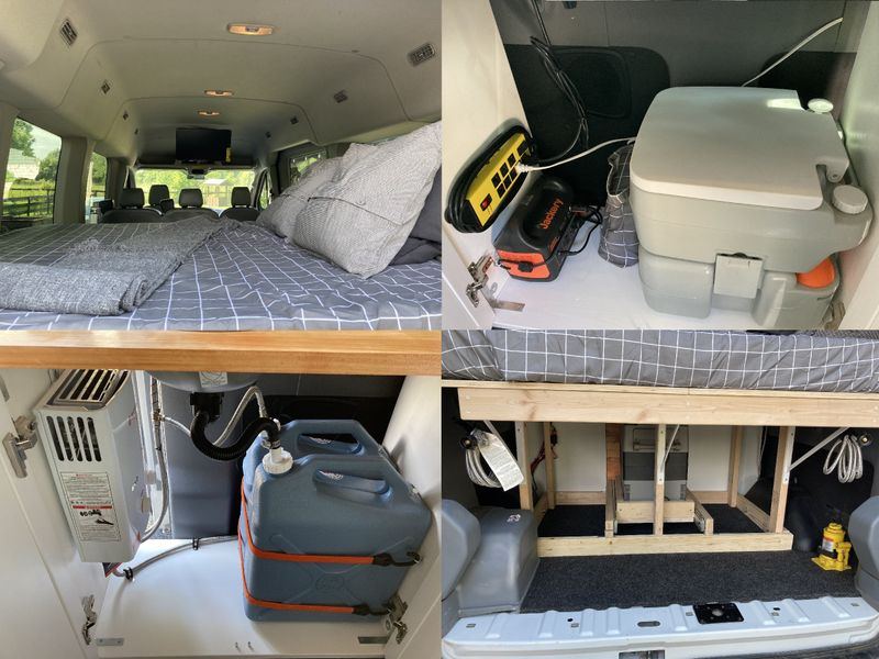 Picture 3/11 of a 2015 Ford Transit - Nationwide delivery available for sale in Pearland, Texas