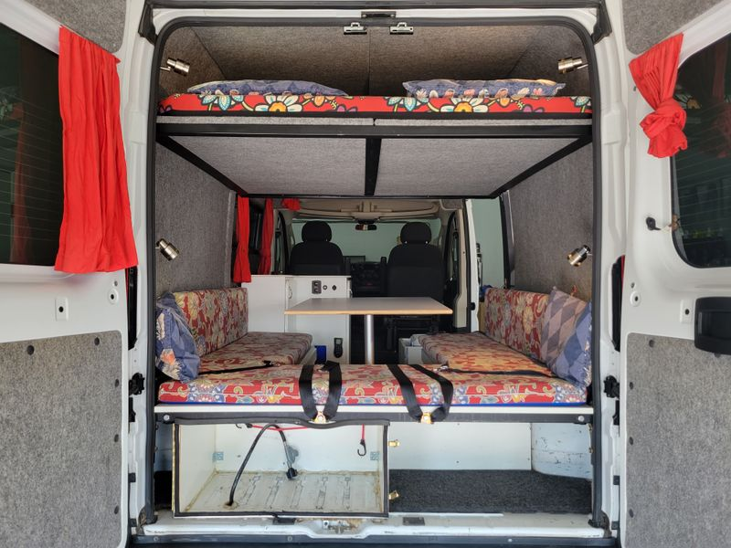 Picture 5/13 of a 2018 RAM Promaster High Roof 1500 Campervan for sale in Littleton, Colorado