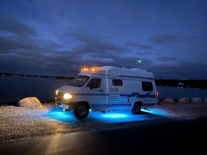 Picture 2/12 of a 1997 Dodge Ram Coach House Camper Van for sale in Cataumet, Massachusetts