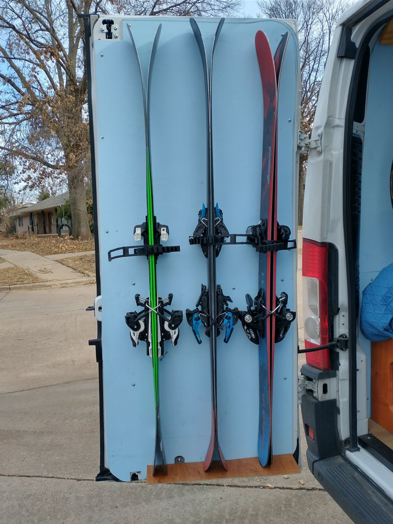Picture 2/9 of a 2016 High Roof Promaster Conversation for sale in Oklahoma City, Oklahoma