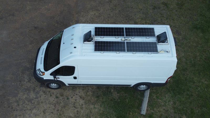 Picture 2/16 of a 2018 Ready to go Promaster for sale in Spokane, Washington