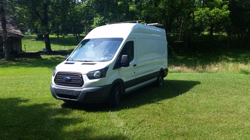 Picture 4/16 of a 2016 Ford transit 250 hi top 148wb for sale in York, Pennsylvania