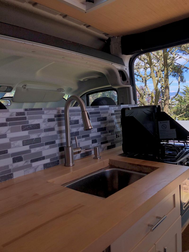 Picture 5/33 of a 2018 Dodge Ram Pro-master 1500- Offgrid High Roof for sale in San Francisco, California