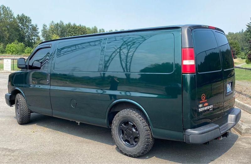 Picture 2/16 of a 2008 GMC Savana AWD Adventure Van for sale in Kent, Washington