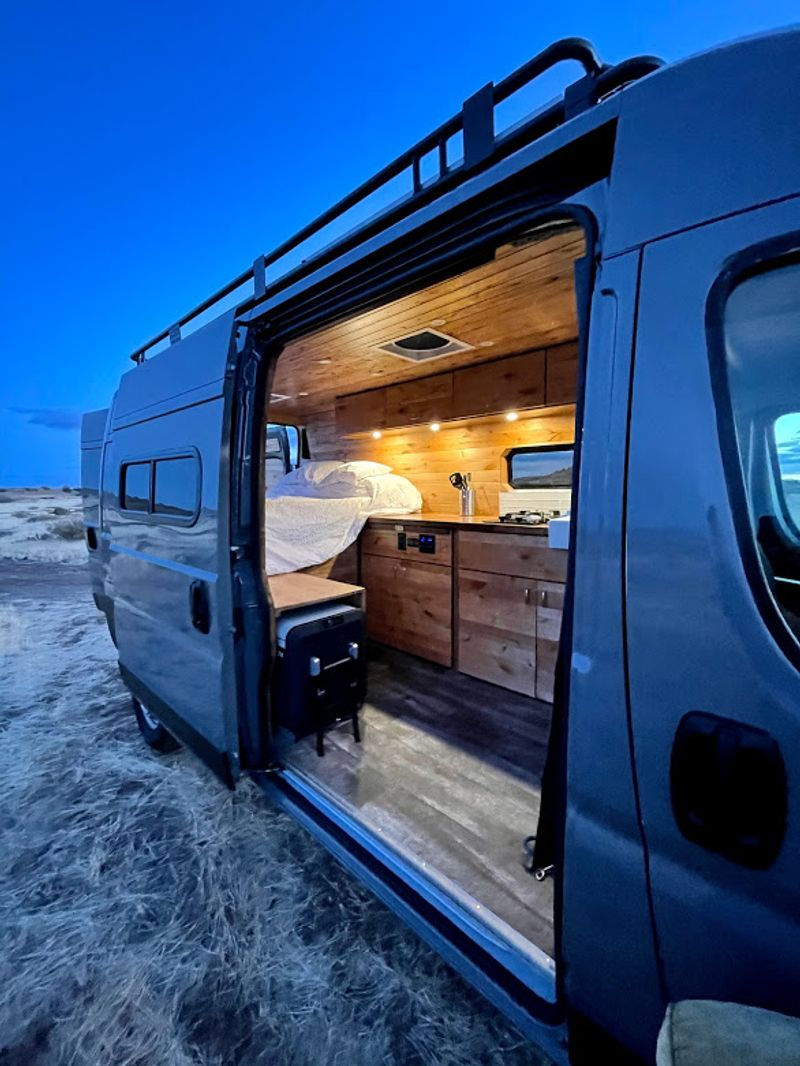Picture 3/10 of a Professionally Built 2020 Ram Promaster Campervan for sale in Gilbert, Arizona