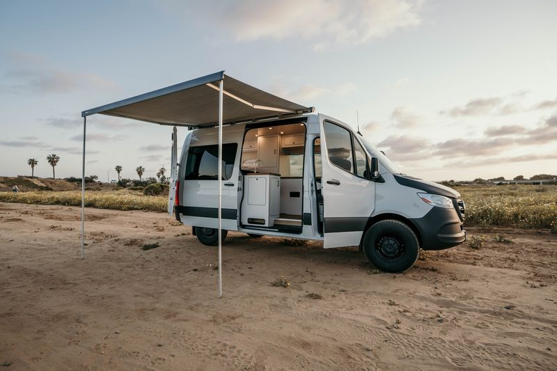 """Picture 3/20 of a BRAND NEW 2021 VanCraft 144"""" Sprinter Campervan for sale in Oceanside, California"""