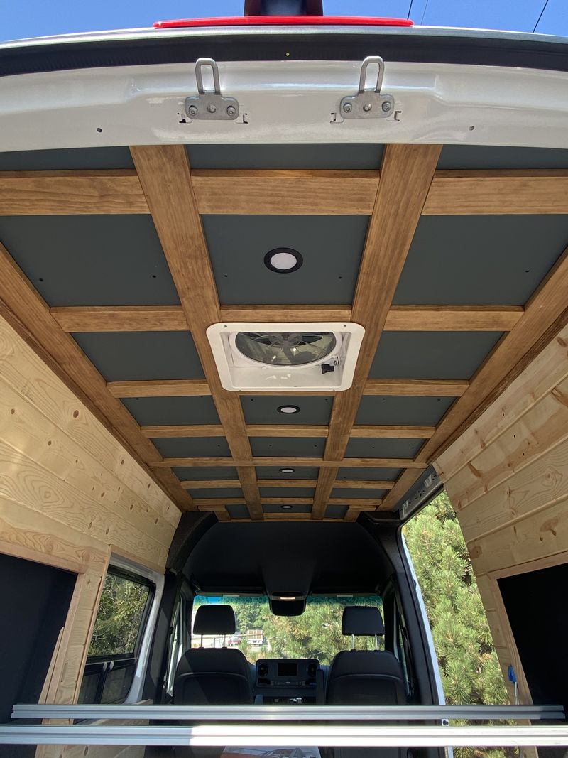 """Picture 5/9 of a 2020 Mercedes Sprinter 144"""" WB DIY Ready for sale in Denver, Colorado"""