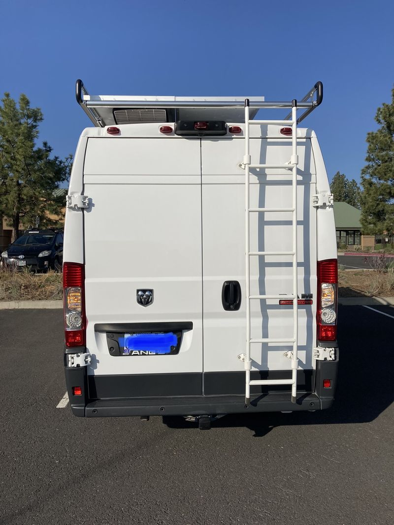 Picture 2/24 of a 2018 Ram Promaster 3500 Camper Van for sale in Bend, Oregon