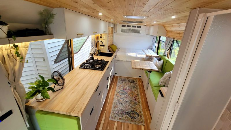 Picture 1/29 of a Chevy express shuttle bus conversion for sale in Lawrence Township, New Jersey