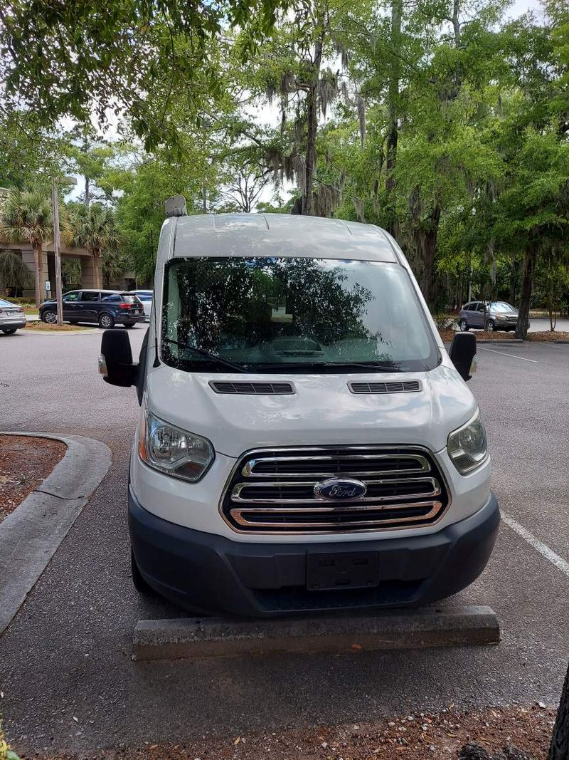 Picture 3/26 of a Ready for Travel 2015 Ford Transit Van Camper for sale in Bluffton, South Carolina