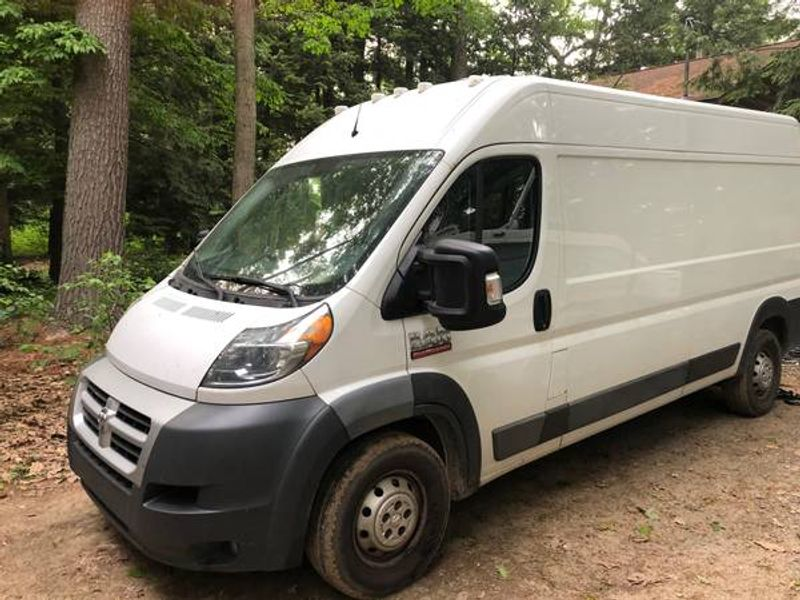 Picture 1/13 of a 2016 Promaster 2500 Diesel High Roof 159 for sale in Newaygo, Michigan