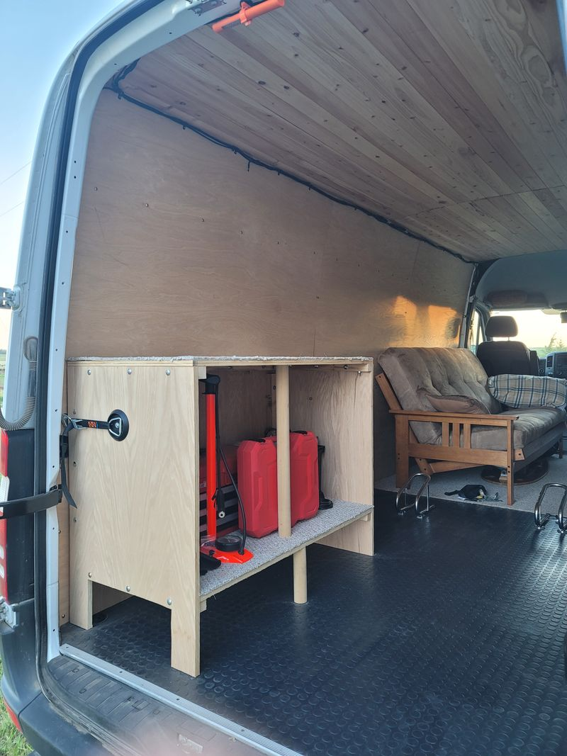 """Picture 6/19 of a 2017 Mercedes Sprinter High Roof Extended 170"""" 4x4 for sale in Kearney, Nebraska"""