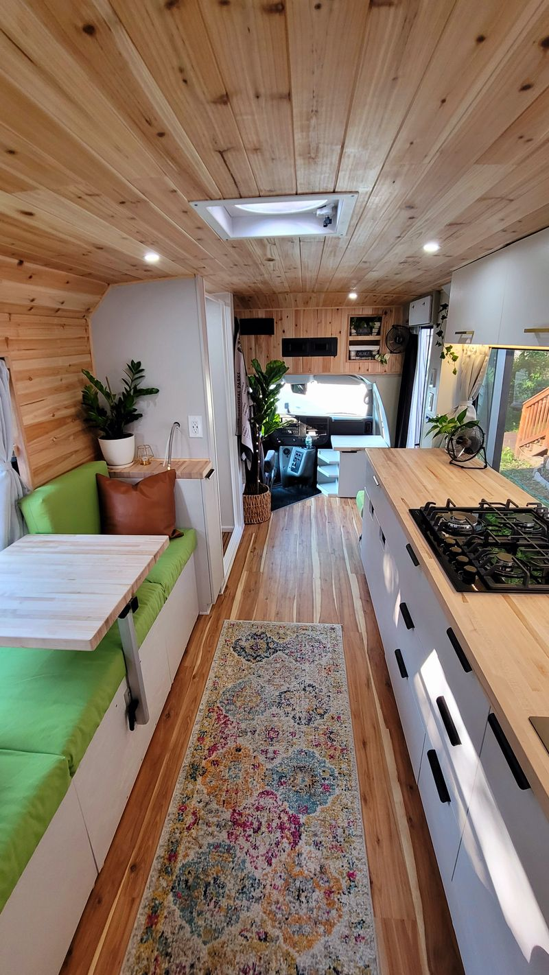 Picture 4/29 of a Chevy express shuttle bus conversion for sale in Lawrence Township, New Jersey