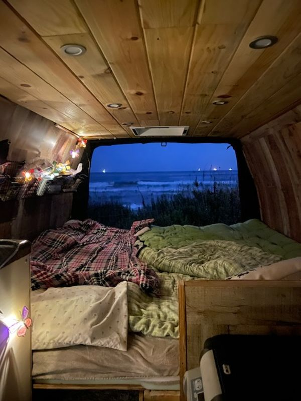 Photo of a campervan for sale: (SOLD) 2019 Chevy Express Camper