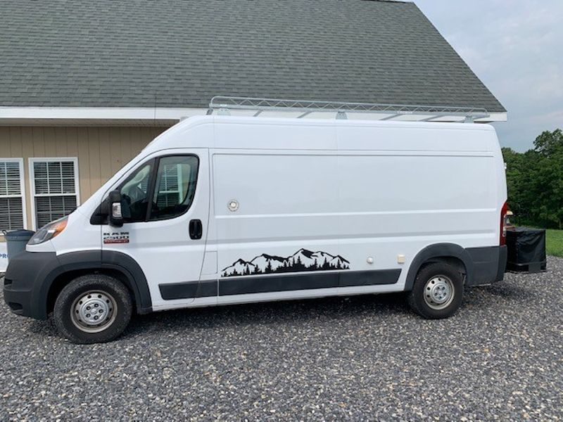 Picture 6/24 of a 2018 Dodge Promaster 2500 High Roof Campervan for sale in Millerstown, Pennsylvania