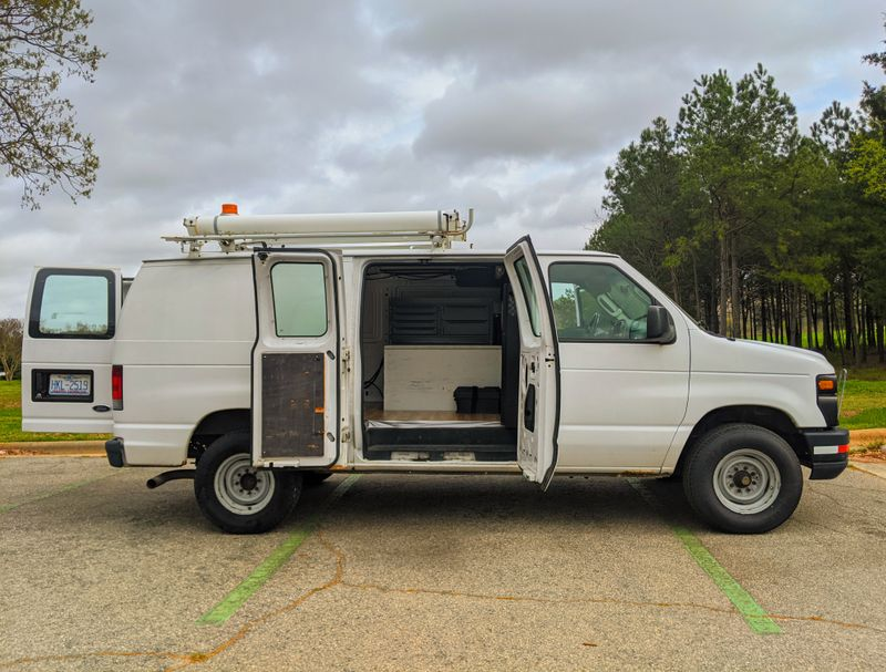 Picture 1/21 of a 2008 Ford E250 Van for sale in Raleigh, North Carolina