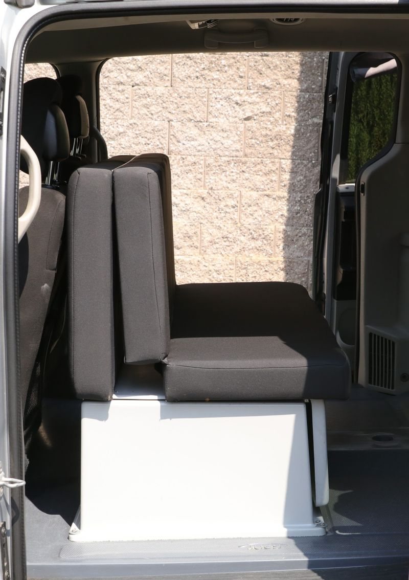 Picture 3/19 of a 2012 Dodge Caravan SXT Camper Van Converted Mini RV for sale in Martinez, California