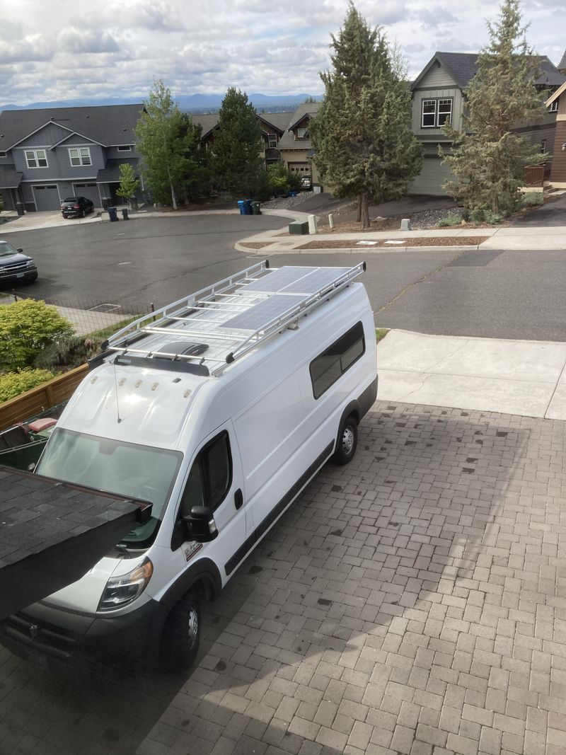 Picture 6/24 of a 2018 Ram Promaster 3500 Camper Van for sale in Bend, Oregon