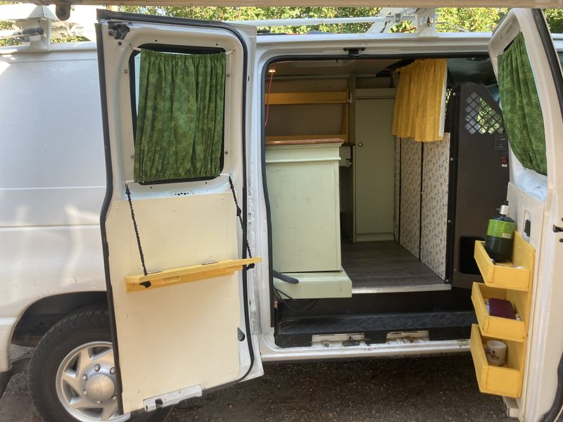 Picture 3/11 of a 2011 Ford cargo van for sale in Greeley, Colorado
