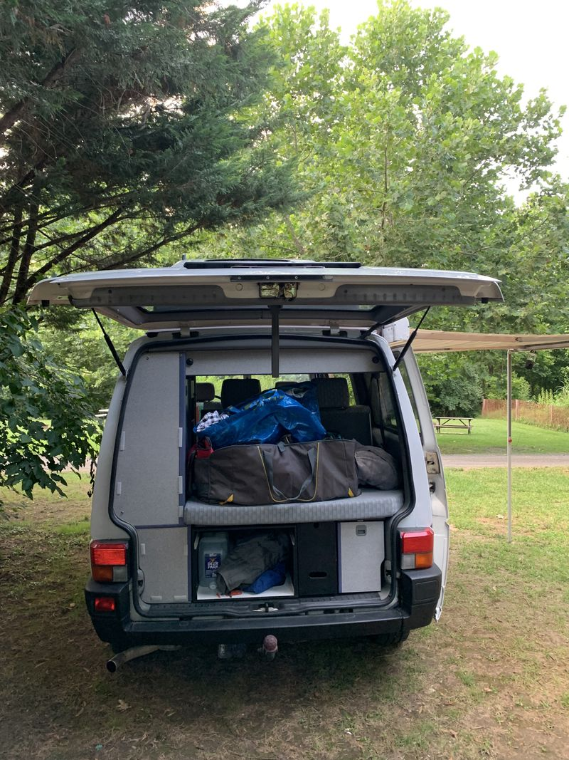 Picture 3/17 of a 1992 Volkswagen T4 California (Euro Spec) for sale in Waterford, Virginia