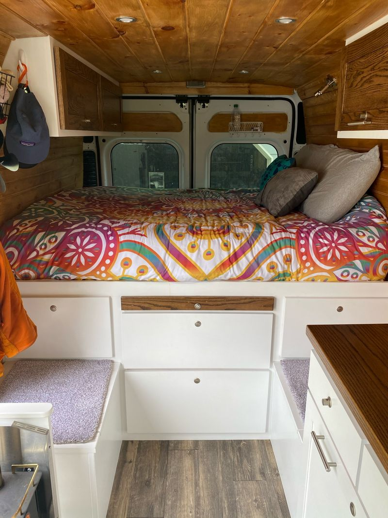 Picture 3/23 of a 2017 Ram PROMASTER Conversion Van  for sale in Kennewick, Washington