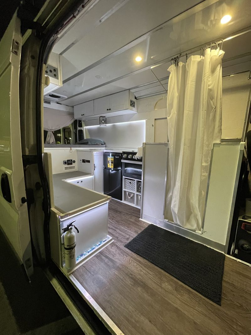 Picture 6/29 of a 2014 Ram promaster | camper van new build  for sale in Huntington Beach, California
