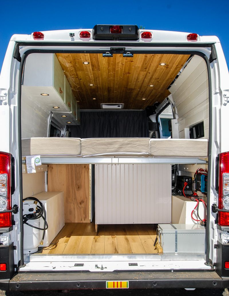 """Picture 2/12 of a 2021 Ram Promaster 1500 136"""" WB Factory Warranty for sale in Kelseyville, California"""
