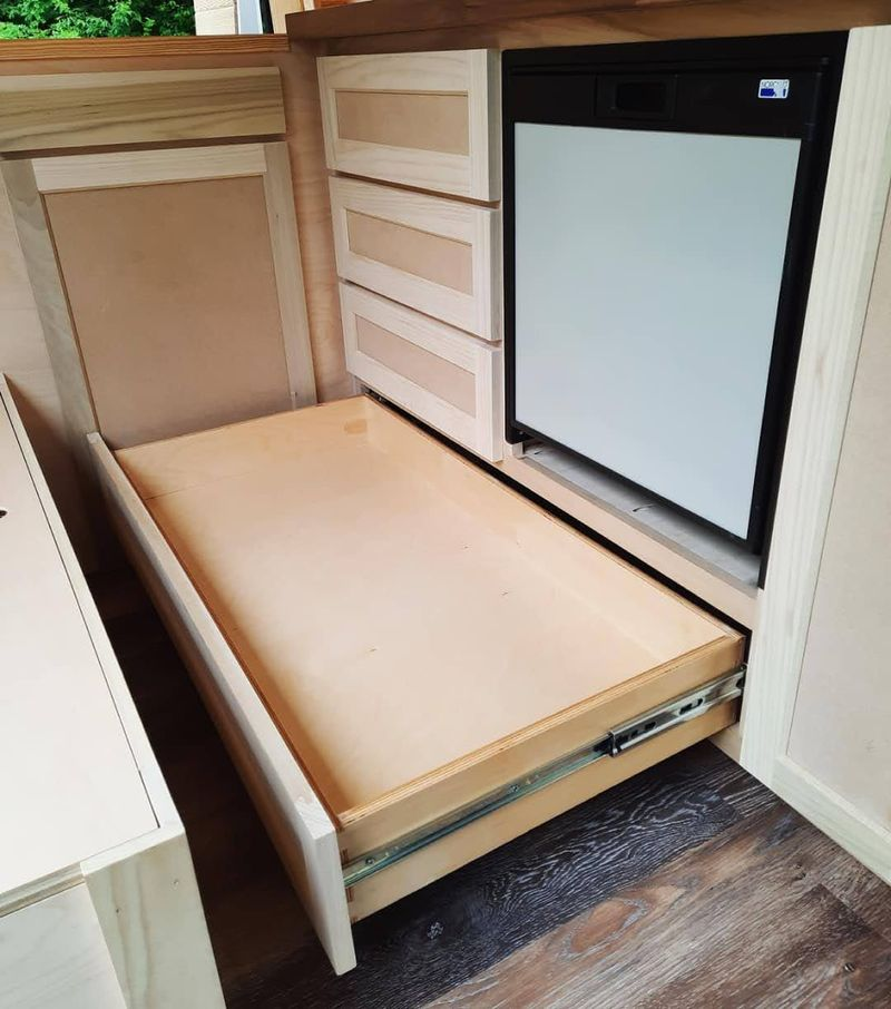 """Picture 3/8 of a 2021 Promaster 159"""" Professionally Built for sale in Boone, North Carolina"""