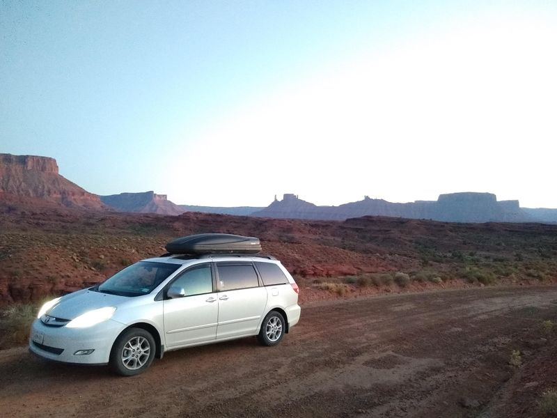 Picture 1/16 of a 2006 Toyota Sienna XLE AWD Converted to Sleeper for sale in New Paltz, New York