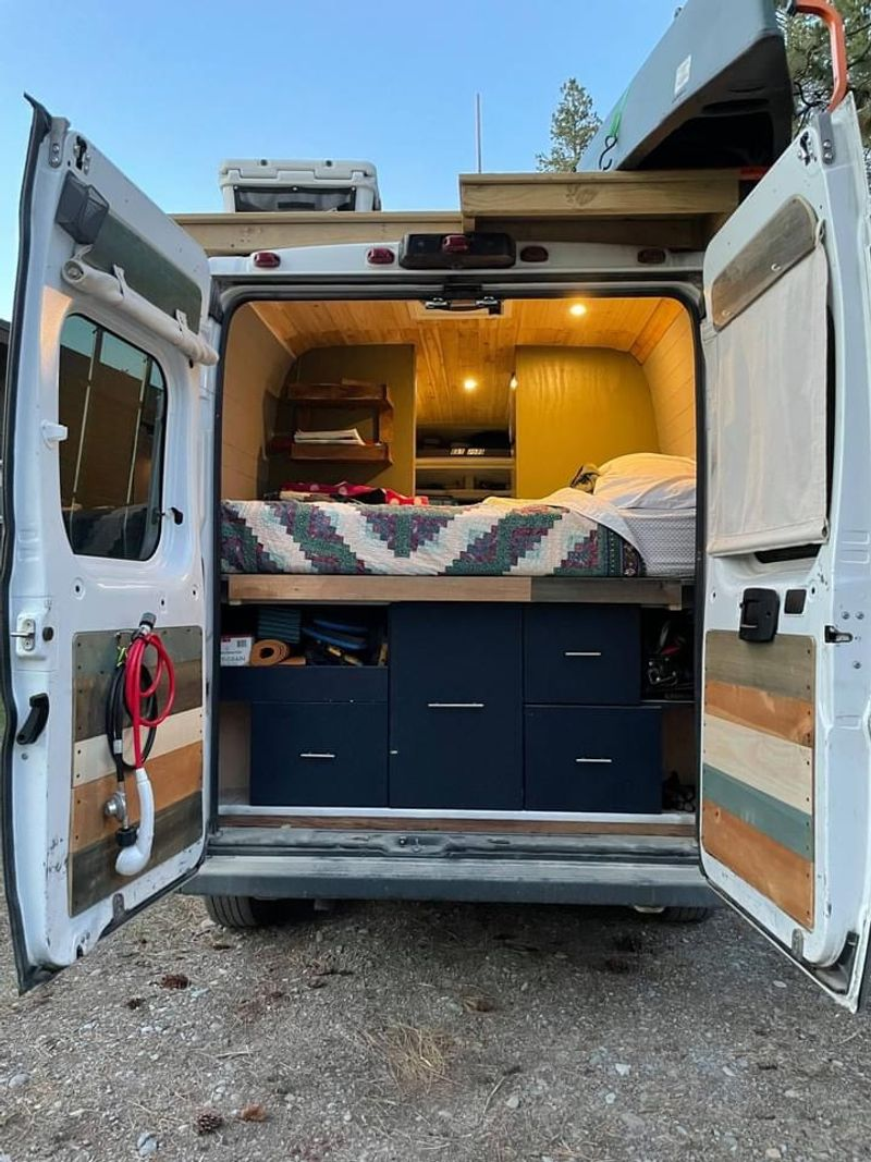 Picture 6/13 of a 2017 Dodge Ram promaster 2500 136 for sale in Bigfork, Montana